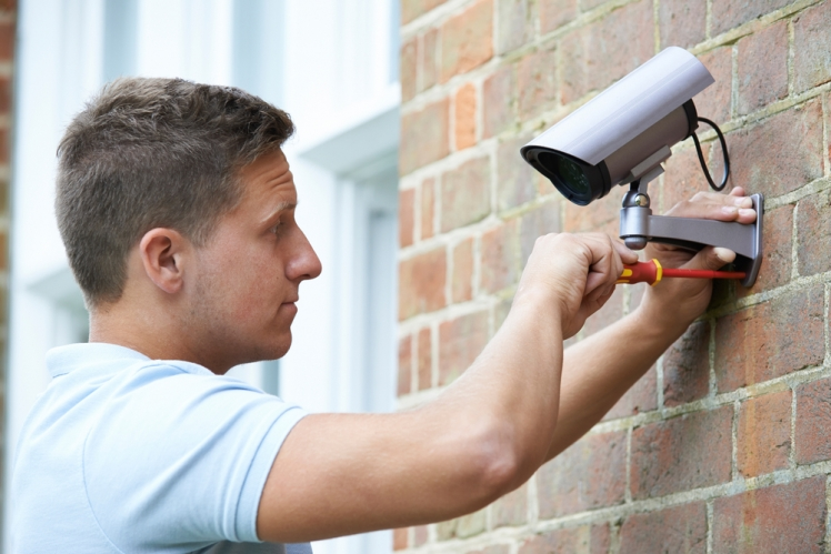 Beef up the home security