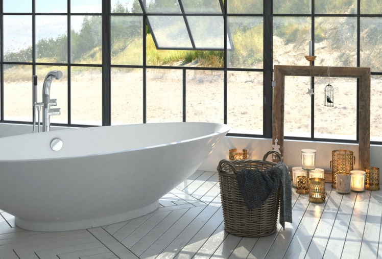 Free-Standing Tubs