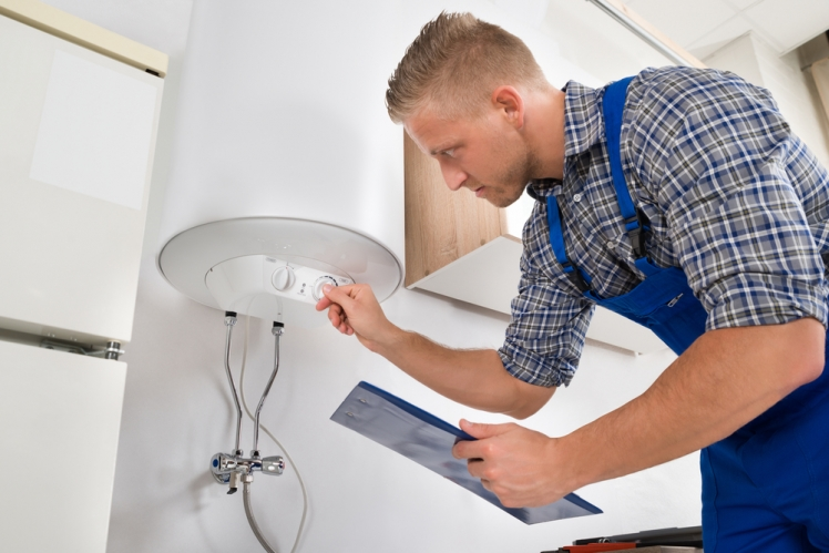What Goes into the Cost of a New Water Heater?