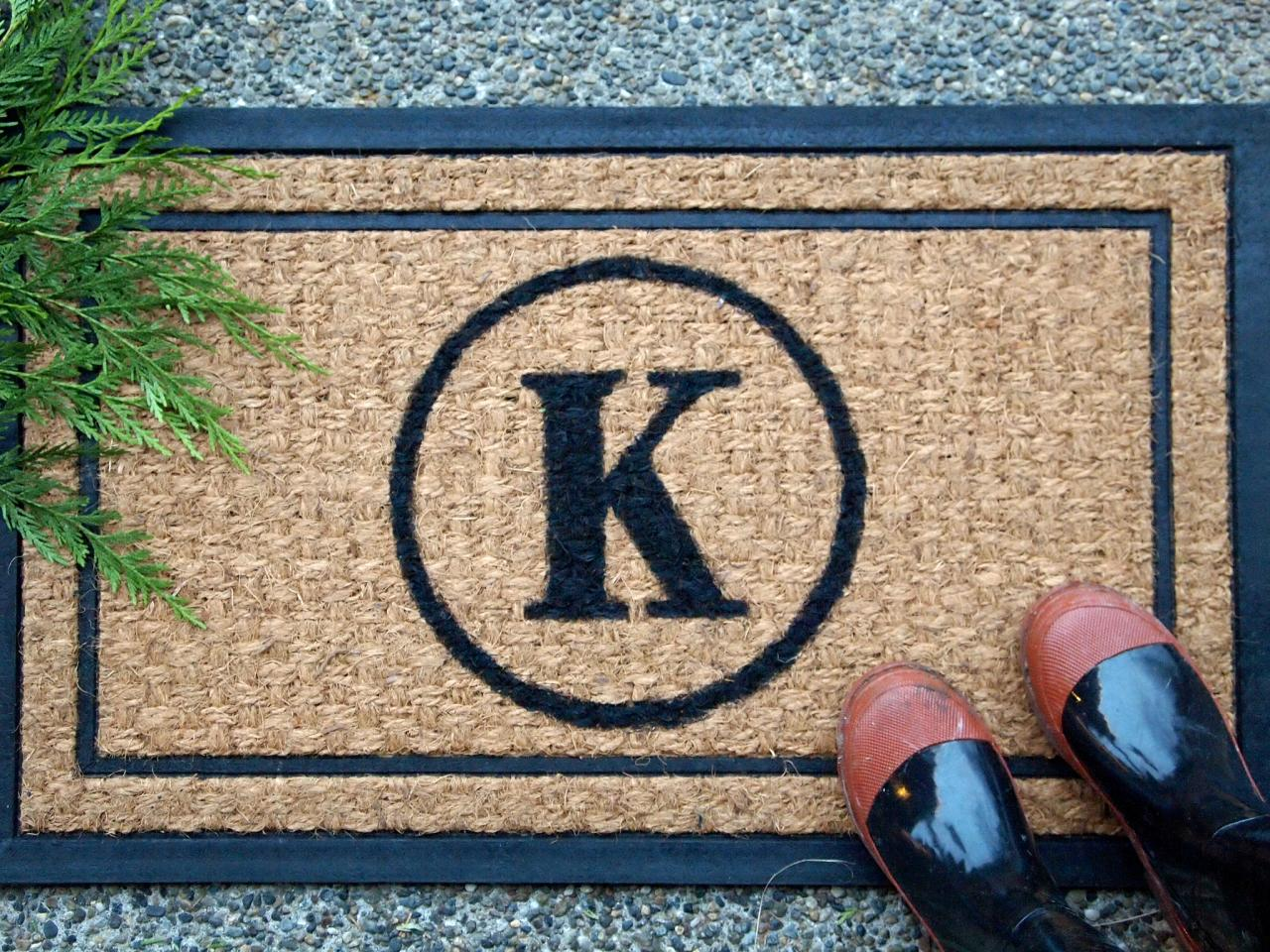 Come On In Ultra Creative Diy Doormats Reliable Remodeler