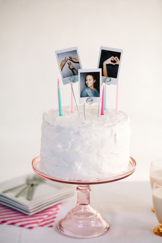 photo cake toppers