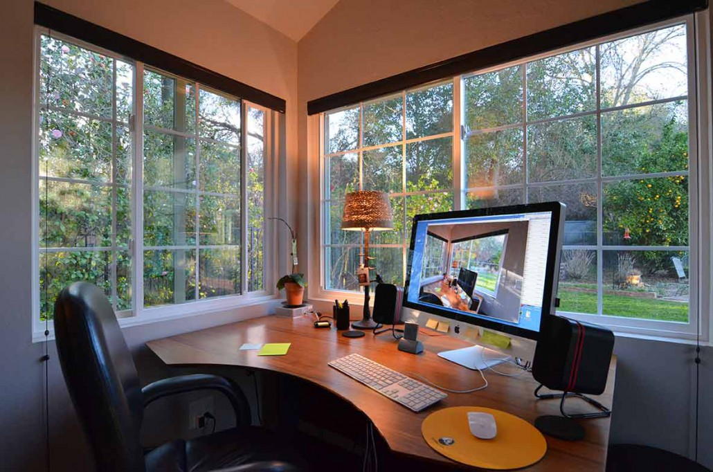 Diy garden escape ideas to totally transform your for Building a home office in backyard
