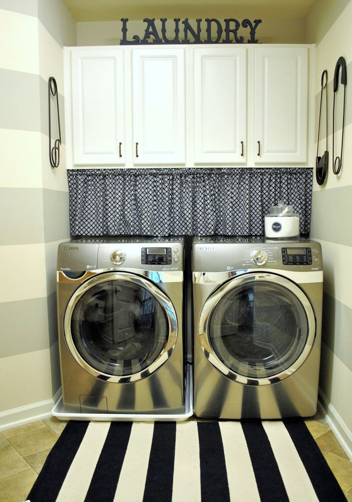 After - Laundry Room 4
