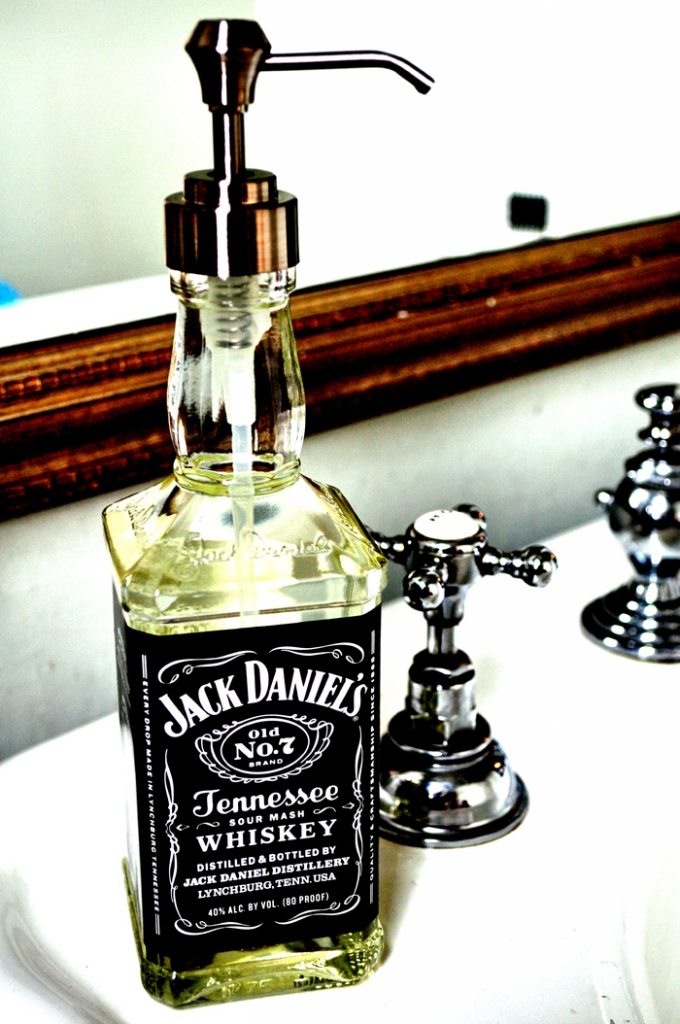 Whisky Soap Dispenser