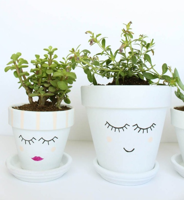 Creative Diy Ideas To Dress Up Your Flower Pots Reliable