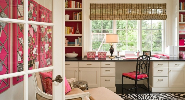 Create and Innovate: Refreshing Home Office Designs