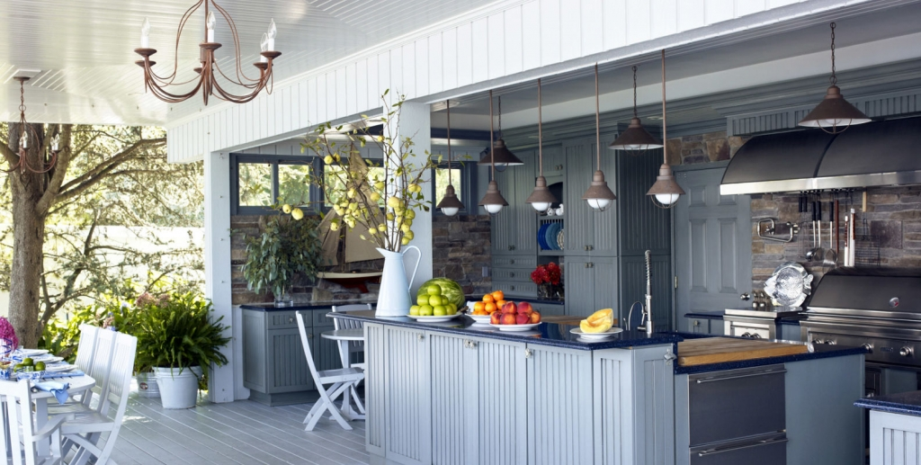 Dine Alfresco At Home Spectacular Outdoor Kitchen Ideas Reliable Remodeler