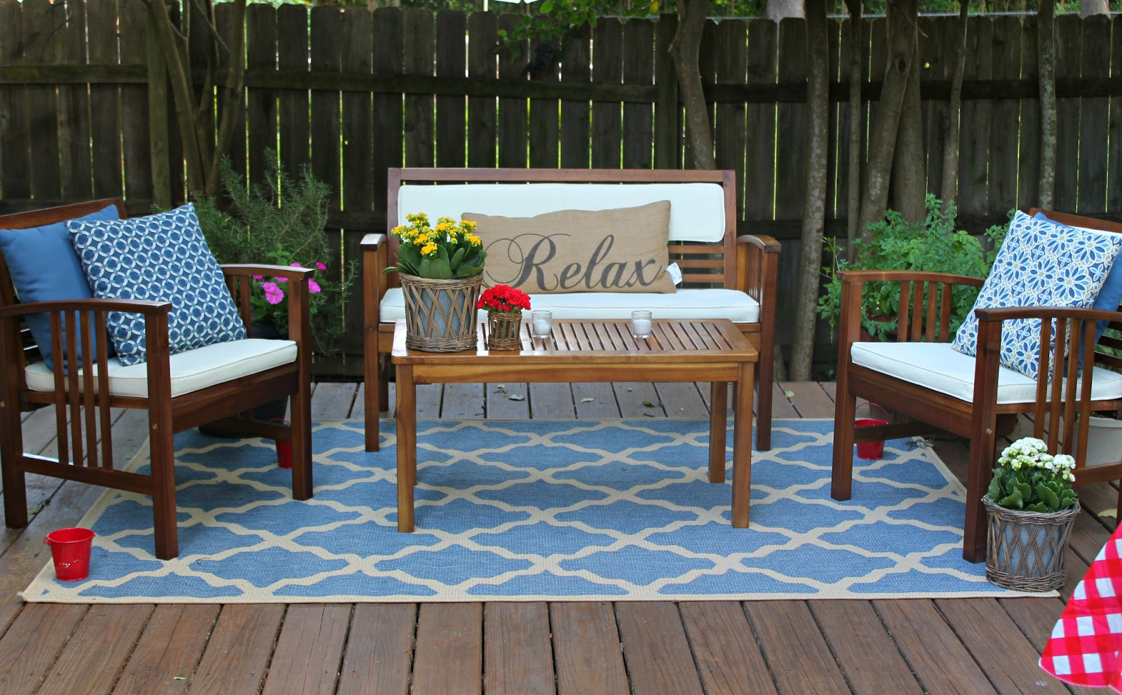 Patio World Designs For 2017