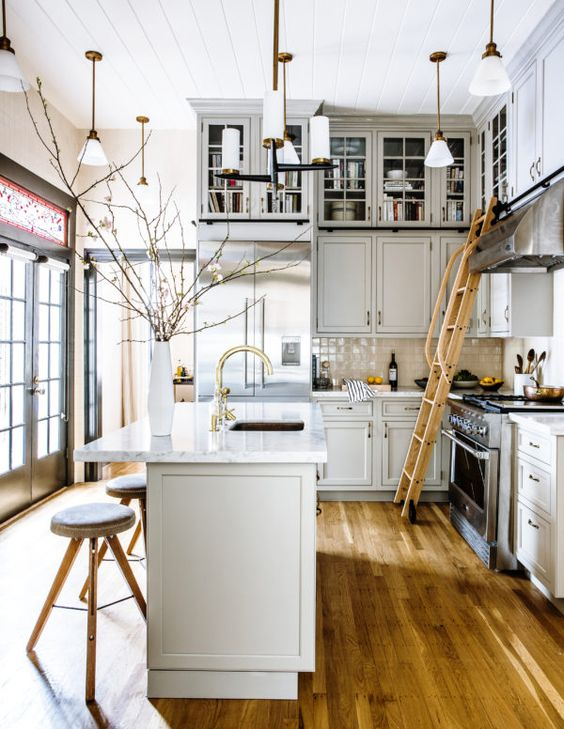 Dream Big Stylish Designs For Small Kitchens Reliable Remodeler